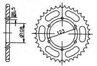 Takaratas, 58H, Derbi Senda SM 11->