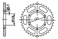 Takaratas, 62H, Derbi Senda SM 11->