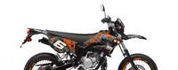 Stage6 tarrasarja musta, Yamaha DT