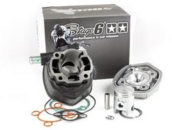 Stage6 StreetRace sylinterisarja 50cc, Yamaha Aerox