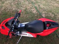 Tuning tankinkorkki Yamaha Aerox, punainen