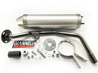 Giannelli äänenvaimennin, alumiini, Motorhispania RYZ/Peugeot XPS 04-10