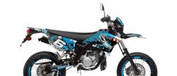 Stage6 tarrasarja sininen, Yamaha DT