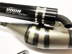 Voca Racing Sabotage V2 50/70cc tehopakoputki, Yamaha Aerox