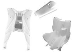 Sisäkatteet, valkoinen, Yamaha Aerox <-12