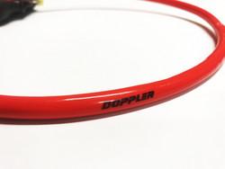 Doppler kytkinvaijeri punainen, Aprilia RX/SX50 06-, Derbi X-Treme/X-Race, DRD Racing 06-, Gilera RCR/SMT 06