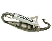 Yasuni R tehopakoputki, Peugeot Speedfight 3 & 4