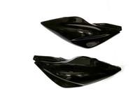 STR8 katesarja 4-osaa, metallinhohto musta, Yamaha Aerox