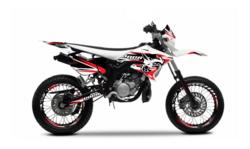 Voca Racing tarrasarja, Yamaha DT