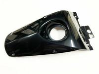 BCD Ducktail, musta, Yamaha Aerox <-12