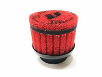 Voca vaahtomuovi ilmanputsari, punainen (48mm, PWK)