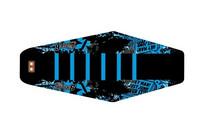 Stage6 penkinpäällinen sininen, Yamaha DT