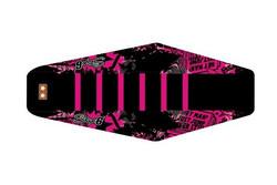 Stage6 penkinpäällinen pinkki, Derbi Senda DRD X-Race/X-Treme/Gilera RCR/SMT 11->