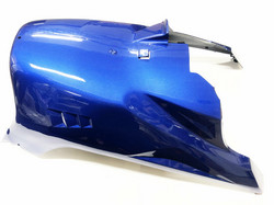 TNT alakate, sininen, Yamaha Aerox