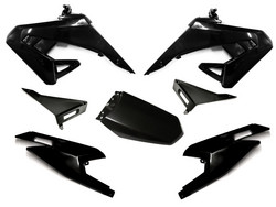Katesarja, musta, Aprilia RX/SX 18->
