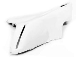 Alakate (vasen), valkoinen, Peugeot Speedfight 2