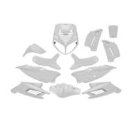 Katesarja (12-osaa), valkoinen, Peugeot Speedfight 2
