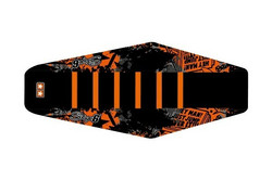 Stage6 penkinpäällinen oranssi, Derbi Senda DRD X-Race/X-Treme/Gilera RCR/SMT 11->