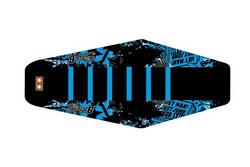 Stage6 penkinpäällinen sininen, Derbi Senda DRD X-Race/X-Treme/Gilera RCR/SMT 11->