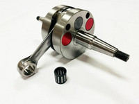 Airsal Racing-Xtrem kampiakseli (45mm iskupituus), Derbi Senda <-05