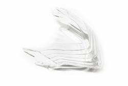 Takavalon kupu, läpinäkyvä, Aprilia SR50 Factory/Replica