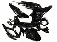 Katesarja (9-osaa), musta, Yamaha Aerox 13->