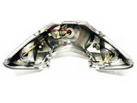 TNT LED-takavalo+vilkut, Yamaha Jog 02-15