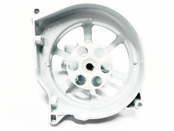 STR8 Extreme Vesipumpunkoppa+vesipumppu valkoinen, Yamaha Aerox