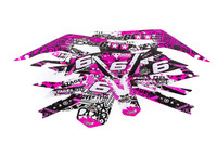 Stage6 tarrasarja pinkki, Derbi Senda X-Treme/X-Race 18->