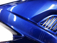 TNT z-kate (vasen), sininen, Yamaha Aerox <-12