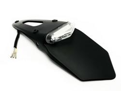 STR8 LED-takavalo kilventelineellä, läpinäkyvä