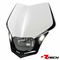 Rtech V-Face LED valomaski, valkoinen