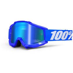 100% Accuri Reflex Blue ajolasit, sininen