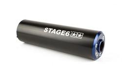 Stage6 Streetrace äänenvaimennin 50-80cc, sininen