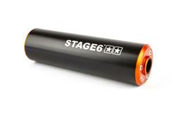 Stage6 Streetrace äänenvaimennin 50-80cc, oranssi
