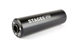 Stage6 Streetrace äänenvaimennin 50-80cc (oikea), musta
