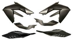 Katesarja, musta, Aprilia RX/SX 06-17