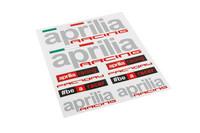 Aprilia Racing tarrasarja 25x20cm