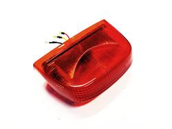 Takavalo, punainen, Derbi Senda 00-10/Gilera RCR/SMT 04-05