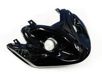 Halogen etuvalo, musta, Yamaha Jog 02-15