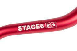 Stage6 fatbar tanko 28mm, punainen