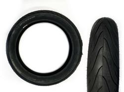 Michelin Pilot Street rengaspaketti  110/80-17 + 130/70-17