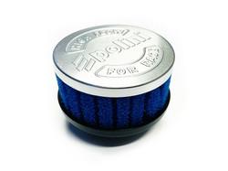 Polini ilmanputsari lyhyt 36mm, sininen