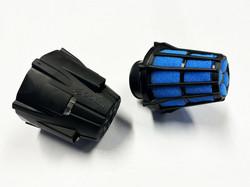 Polini Air Box ilmanputsari 37mm, sininen