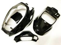 Katesarja (4-osaa) musta, Yamaha Bw's