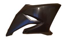 Etukate (oikea,musta), Yamaha DT