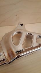Eturattaan suoja Minarelli AM6, kromi