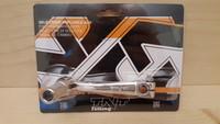 Vaihdepoljin Minarelli AM6, alumiini
