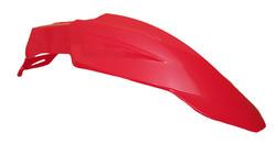 HP super motard lokasuoja, punainen