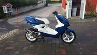Giannelli Extra V2, Yamaha Aerox